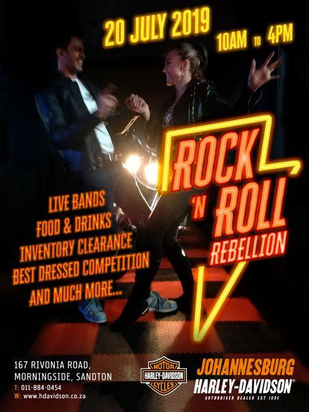 Rock N Roll Rebellion