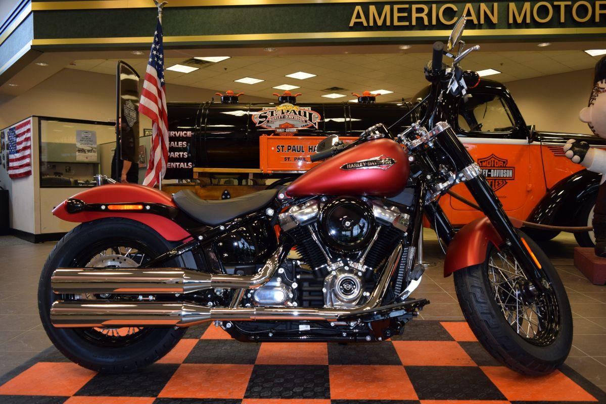 2019 Harley-Davidson Softail Slim FLSL