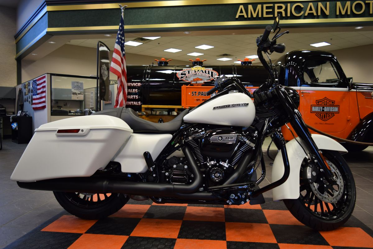Road King For Sale >> 2019 Harley Davidson Road King Special Flhrxs