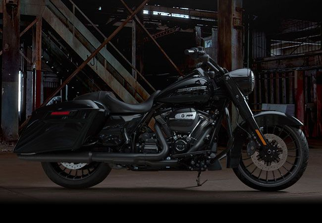 2018 HD Road King Special