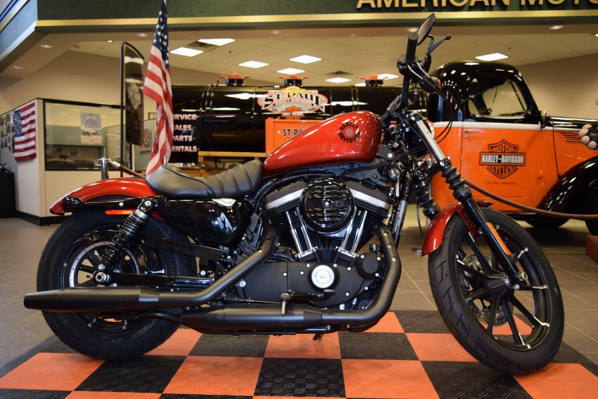 2019 Harley-Davidson Iron 883 XL883N