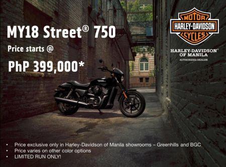 Street 750 Promo