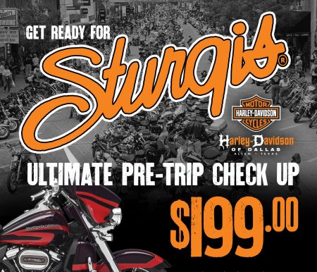 Get ready for Sturgis!