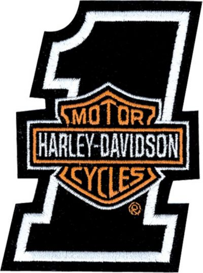 H-D® One Small Patch