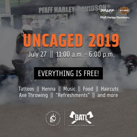 UNCAGED 2019