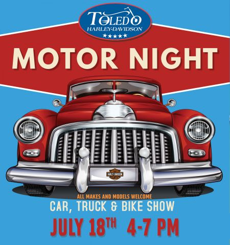 Motornight- Car, Truck and Bike Show