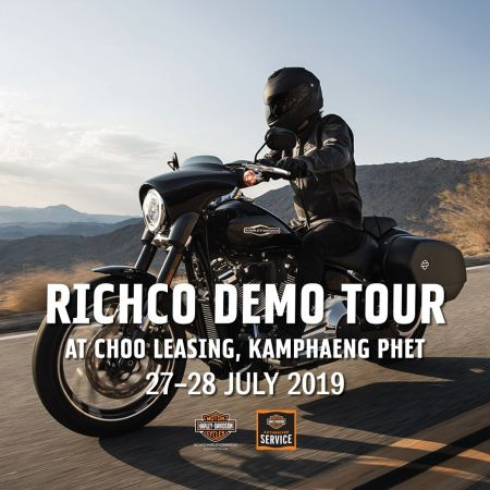Richco Demo Tour @Kamphaeng Phet