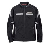 Harley-Davidson® Men's Performance Soft Shell & Mesh Jacket