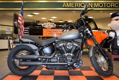 2019 Harley-Davidson Street Bob FXBB