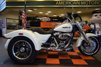 2019 Harley-Davidson Freewheeler FLRT
