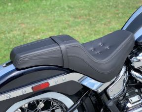 2019 Deluxe - CUSTOM H-D SEAT AND PASSENGER SET UP