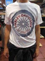 HARLEY-DAVIDSON LIVING FAST SLIM FIT TEE