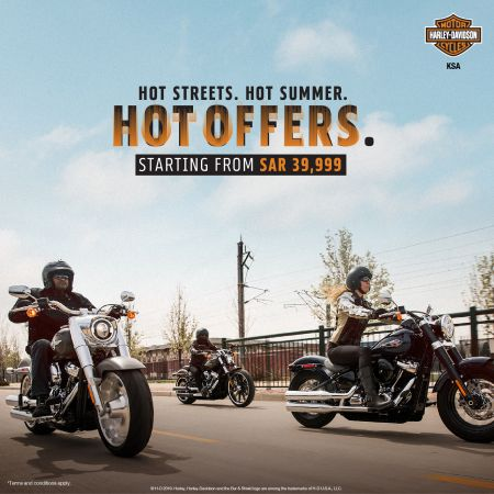 SUMMER EXCLUSIVE OFFERS ON MOTORCYCLE