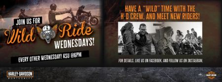 Wild Ride Wednesday!