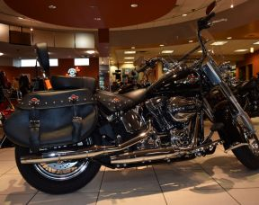 2017 Harley-Davidson Softail FLSTC Heritage Softail Classic