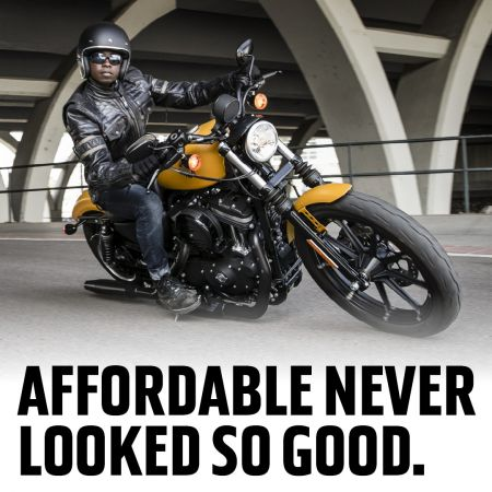 AFFORDABLE NEVER LOOKED SO GOOD.