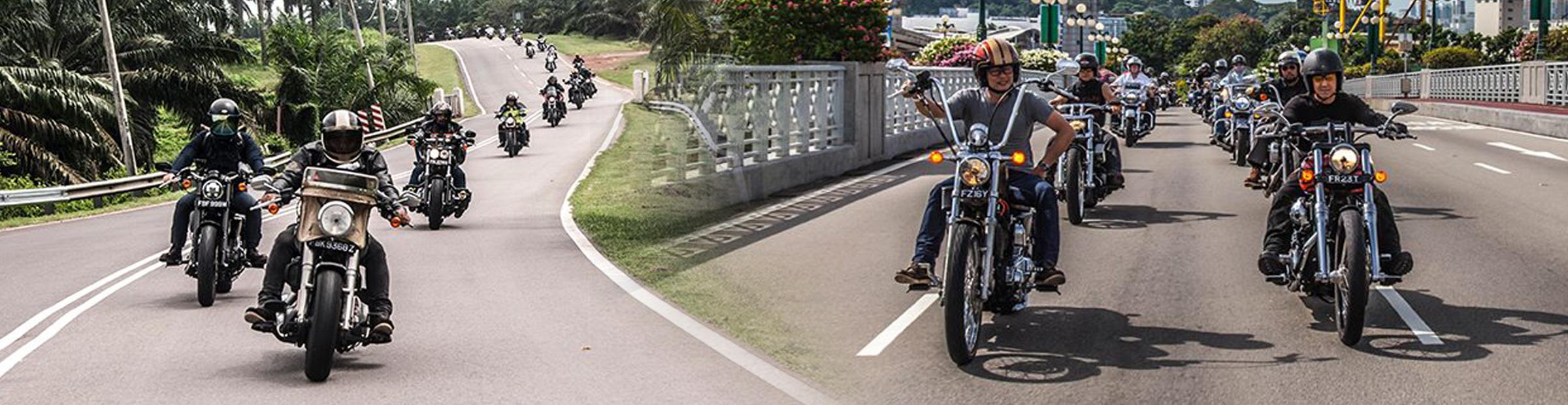 Harley-Davidson<sup>®</sup> Events