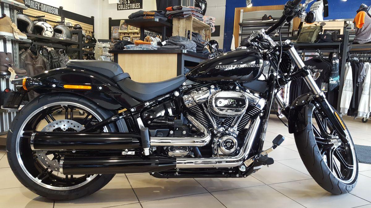 2019 Harley-Davidson Breakout 114 FXBRS
