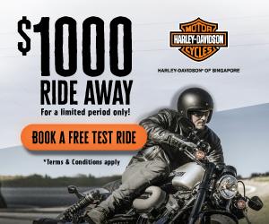 $1000 Ride Away