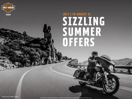 SIZZLING SUMMER OFFERS!