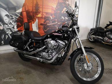 2004 Harley-Davidson Dyna Super Glide 1450 (FXD)