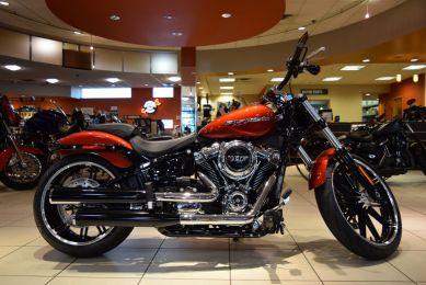 2019 Harley-Davidson Softail FXBR Breakout