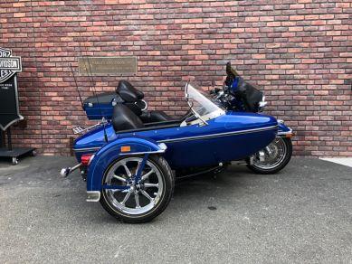 2010年モデル エレクトラグライドウルトラクラシックサイドカー