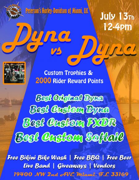 Dyna VS Dyna Competition