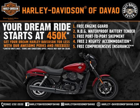 STREET 750 SPECIAL PROMO