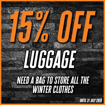 Pretoria Harley - 15% OFF Luggage Collection