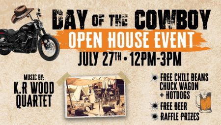 Day of the Cowboy Open House Event!