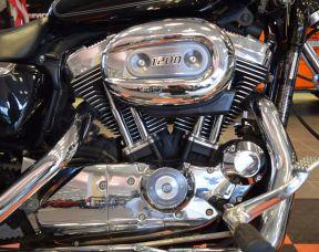 2008 Harley-Davidson Sportster 1200 Custom XL1200C