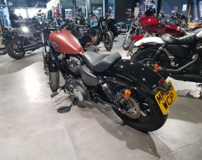 2018 Harley Davidson XL1200X Forty-Eight 48
