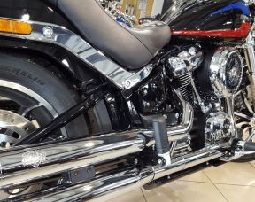 Softail FXLR Low Rider 107 Milwaukee Eight