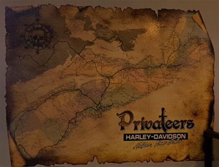 PRIVATEERS MAP CHALLENGE