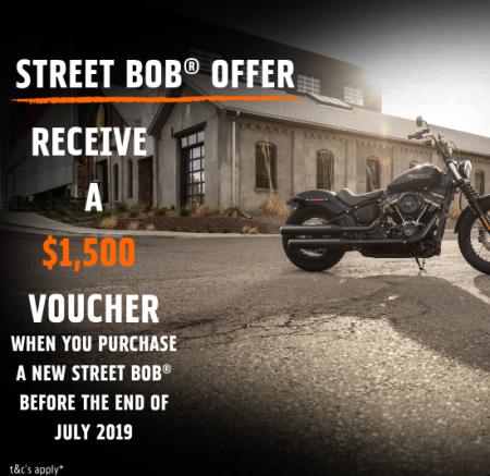 STREET BOB®
