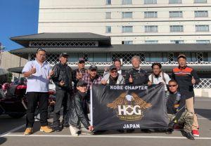 2019.7.9~12 H.O.G.ロングツーリングラリー北海道参加