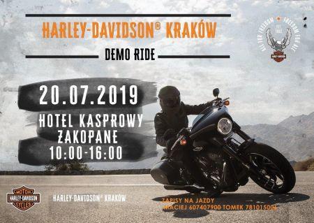 Harley-Davidson Adventure