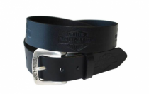 Harley-Davidson® Men's Tradition Leather Belt