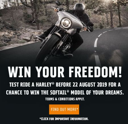 WIN YOUR FREEDOM!
