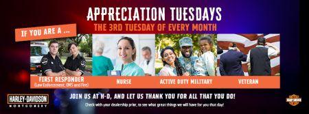Appreciation Days!