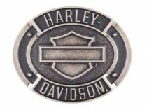 Harley-Davidson® Men's Simply Harley® Belt Buckle
