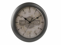 Harley-Daivdson® Trademark Clock 11