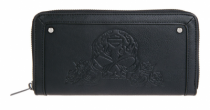Harley-Davidson® Women's Rosalita Embossed Sugar Skull Wallet