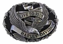 Harley-Davidson® Men's Breezer Belt Buckle