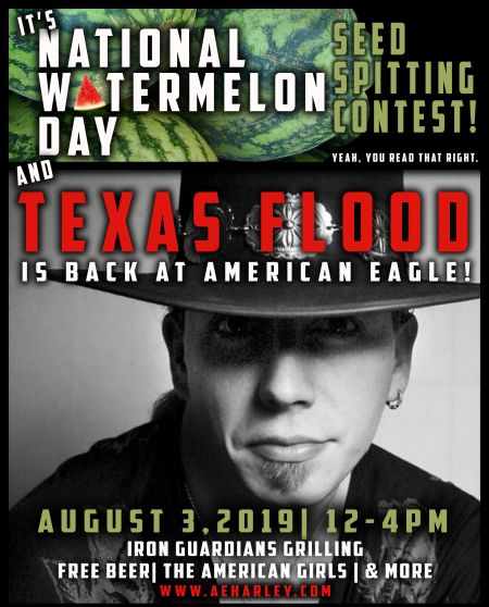Texas Flood is Back at American Eagle!