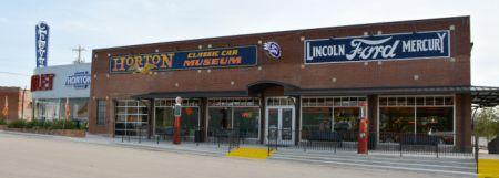 AEHOG Ride To Horton Classic Car Museum