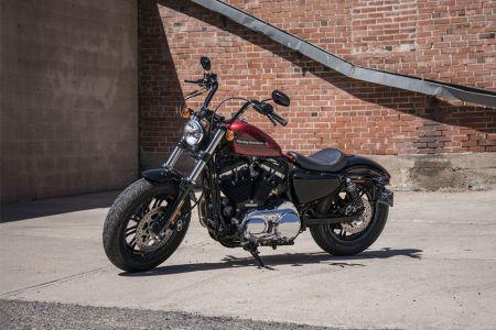 Experience the original freedom machine - Harley-Davidson Sportsters™