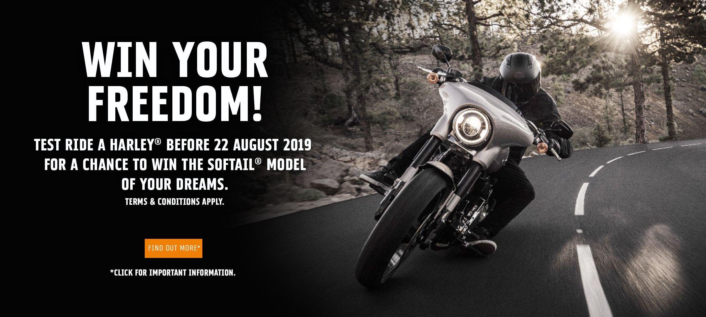 Sykes Harley-Davidson®