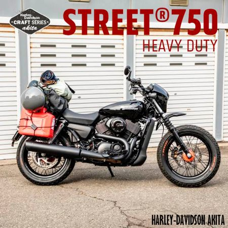 STREET®750 Heavy Duty